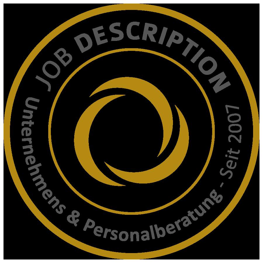 Job Description - FÜR UNTERNEHMEN